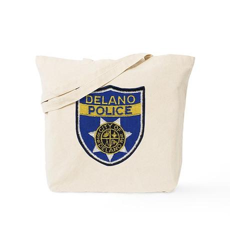 Delano Police Tote Bag