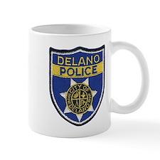 Delano Police Mug