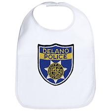 Delano Police Bib
