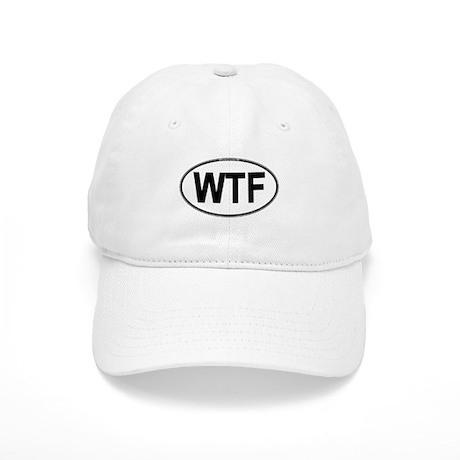 WTF Oval Cap