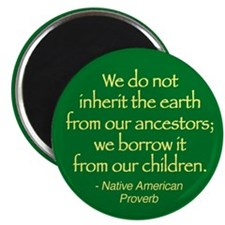 Inherit the Earth Magnet