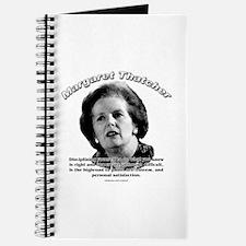 Margaret Thatcher 01 Journal