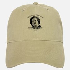 Margaret Thatcher 01 Baseball Baseball Cap