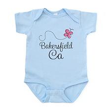 Cute Bakersfield CA Infant Bodysuit