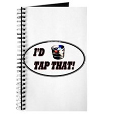 I'd Tap That (Keg) Journal