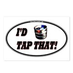 I'd Tap That (Keg) Postcards (Package of 8)