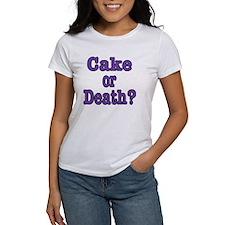 Cake Please Tee