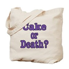 Cake Please Tote Bag