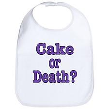 Cake Please Bib