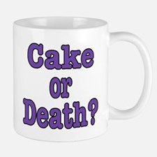 Cake Please Small Small Mug