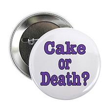 """Cake Please 2.25"""" Button"""