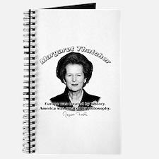Margaret Thatcher 02 Journal