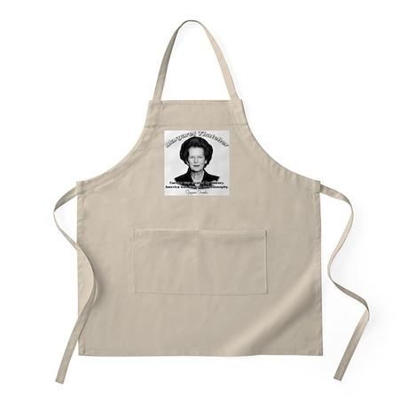 Margaret Thatcher 02 BBQ Apron