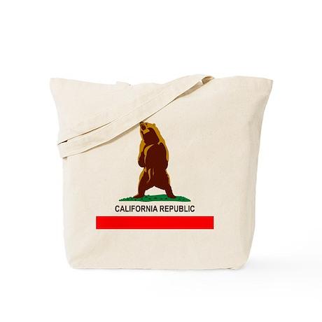 Cali Republic Tote Bag