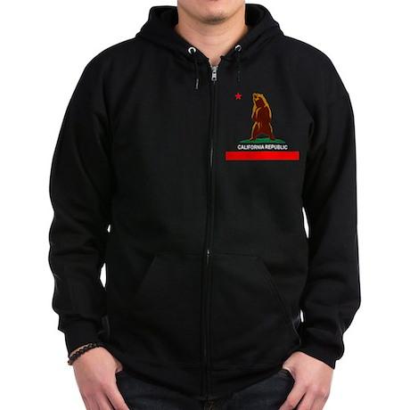 Cali Republic Zip Hoodie (dark)