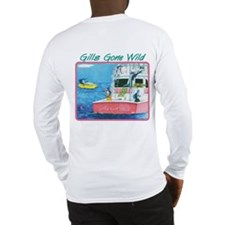 Gills Gone Wild Long Sleeve T-Shirt