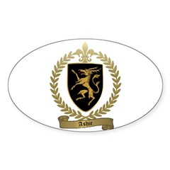 ASHIE Family Crest Decal