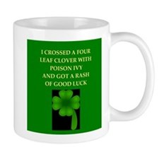 luck of the irish Mug