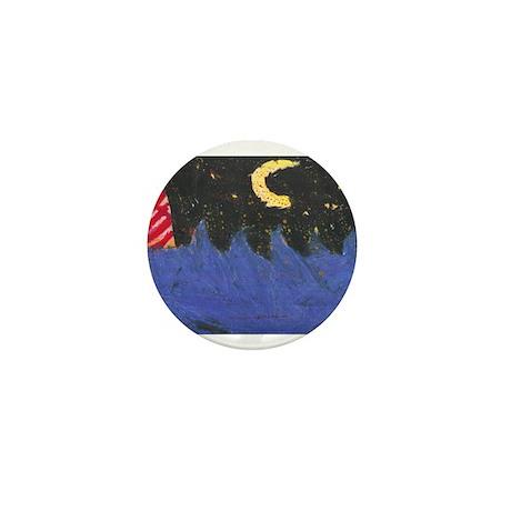 Astrid Lane Quinn Mini Button
