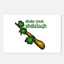 Shake Your Shillelagh Postcards (Package of 8)