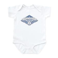 Coast the Coast - dia-blu Infant Bodysuit