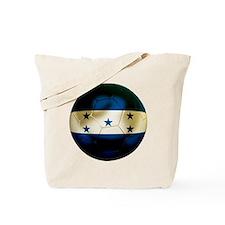 Honduras Football Tote Bag