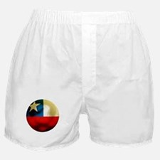 Chile Football Boxer Shorts