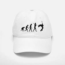 Guitar Player Baseball Baseball Cap