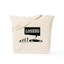 Losers Tote Bag