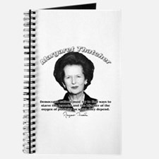 Margaret Thatcher 04 Journal