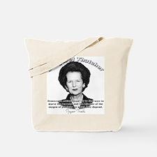 Margaret Thatcher 04 Tote Bag