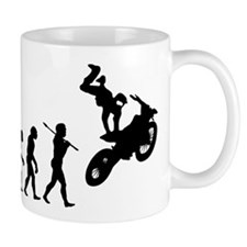 Motocross Small Mug
