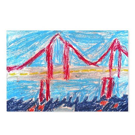 Ruben Valez Postcards (Package of 8)