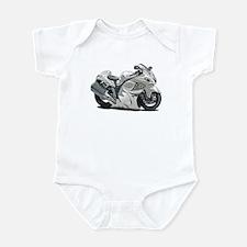 Hayabusa White Bike Infant Bodysuit