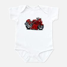 Hayabusa Red Bike Infant Bodysuit