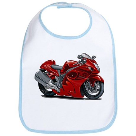 Hayabusa Red Bike Bib
