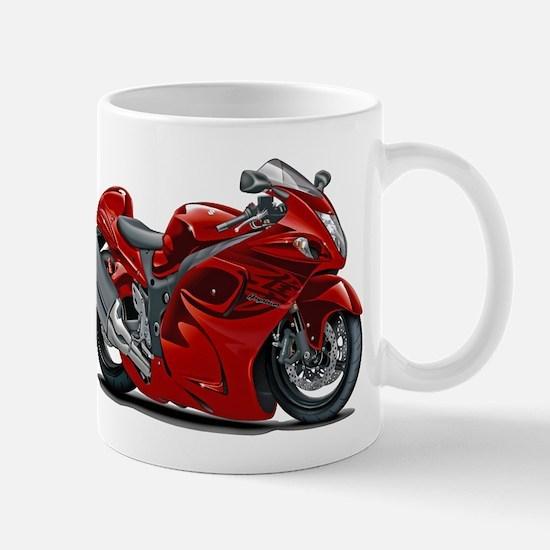 Hayabusa Red Bike Mug