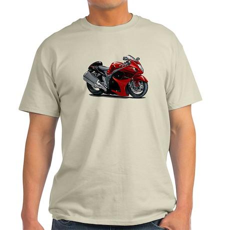 Hayabusa Red-Black Bike Light T-Shirt