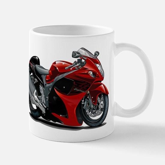 Hayabusa Red-Black Bike Mug