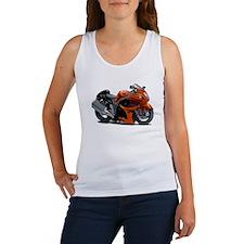 Hayabusa Orange Bike Women's Tank Top