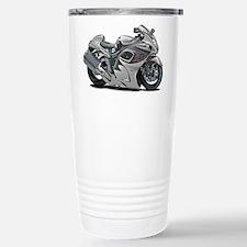 Hayabusa Grey Bike Travel Mug