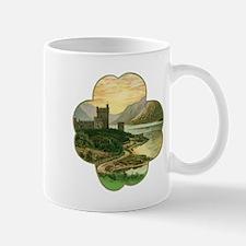 Vintage Saint Patrick's Day Mug
