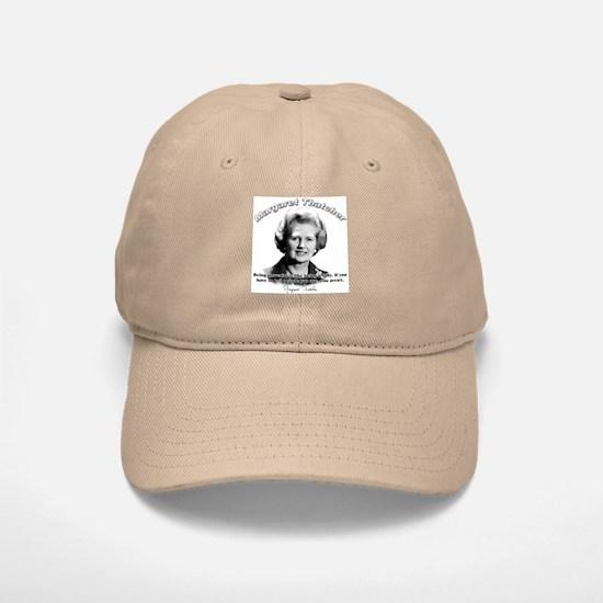 Margaret Thatcher 05 Baseball Baseball Cap