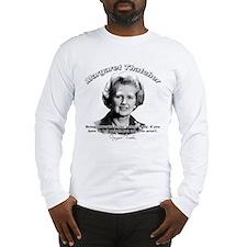 Margaret Thatcher 05 Long Sleeve T-Shirt
