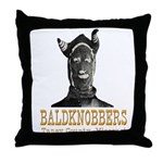 Taney County Baldknobbers Throw Pillow