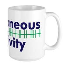 Large Spontaneous Activity Mug