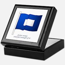 Blue Peter Keepsake Box