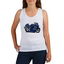 Hayabusa Dark Blue Bike Women's Tank Top