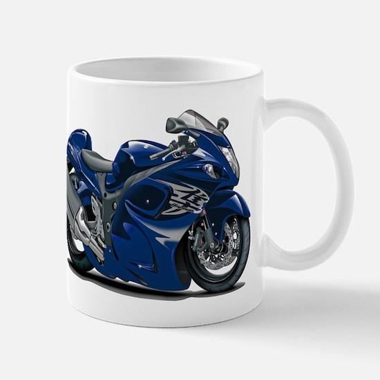 Hayabusa Dark Blue Bike Mug