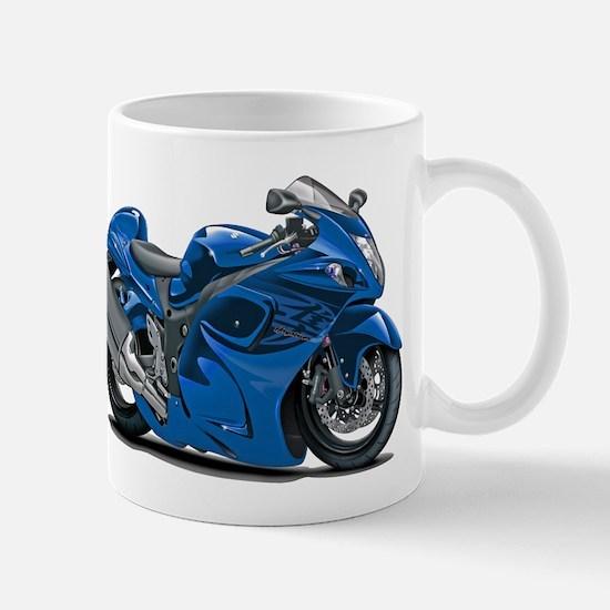 Hayabusa Blue Bike Mug